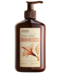 Ahava Mineral Botanic Body Lotion Hibiscus And Fig