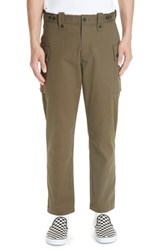 Ovadia And Sons Storm Utility Cargo Pants Olive