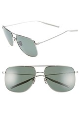 Men's Salt 'Odin' 58Mm Polarized Sunglasses Tempest Grey Grey
