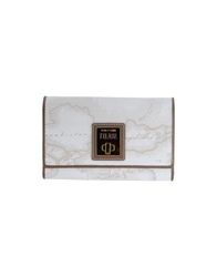 Alviero Martini 1A Classe Wallets Ivory