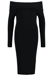 Wallis Jumper Dress Black