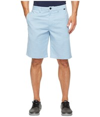 Travis Mathew Romers Shorts Cendre Blue Men's Shorts