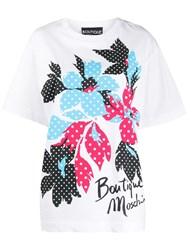 Boutique Moschino Digital Print T Shirt 60