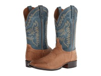 Lucchese M2671 Tan Ostrich Cowboy Boots