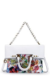 Elliott Lucca 'Iara' 4 In 1 Leather Foldover Tote