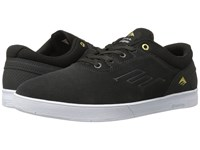 Emerica The Westgate Cc Dark Grey White Men's Skate Shoes Gray