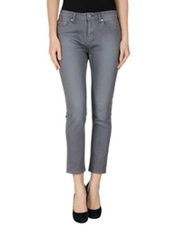 0051 Insight Denim Pants Grey