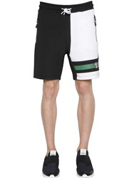 Dirk Bikkembergs Two Tone Nylon Jogging Shorts