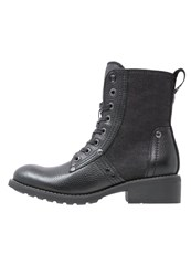 G Star Gstar Labour Boot Laceup Boots Black