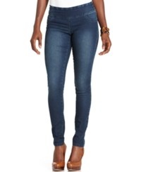 Styleandco. Style And Co. Petite Curvy Fit Pull On Jeggings Galaxy