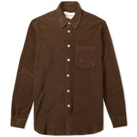 Our Legacy Terry Shirt Neutrals