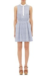Harvey Faircloth Women's Sleeveless Shirtdress No Color