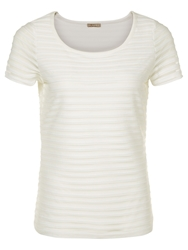 Planet Jersey Top White