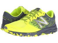 New Balance T690v2 Speed Ride Firefly Thunder Steel Men's Running Shoes Yellow