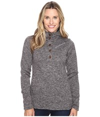 Stonewear Designs Haze Hoodie Heather Gray Women's Sweatshirt