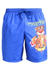 Moschino Swim Swimming Shorts Blue