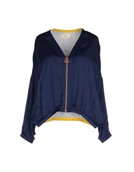 Eleven Paris Coats And Jackets Jackets Women Dark Blue