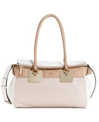 Guess Luma Dream Large Satchel Blush Multi