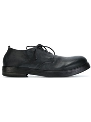Marsell Marsell Classic Derby Shoes Black
