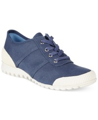 Cougar Shimmie Canvas Sneakers Women's Shoes Navy