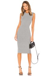 Yfb Clothing Noho Dress Gray