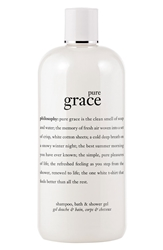 Philosophy 'Pure Grace' Shampoo Bath And Shower Gel