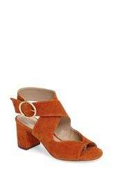 Charles By Charles David Women's Kami Sandal Camel Suede