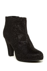 Heeled Bootie Black