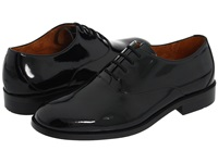 Florsheim Kingston Tuxedo Oxford Black Patent Leather Men's Dress Flat Shoes
