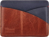 Miansai Card Case Brown