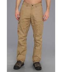 Fjall Raven Karl Trousers Sand Men's Casual Pants Beige