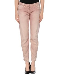 Dondup Denim Pants Pastel Pink