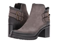 Cordani Bertino Grey Nubuck Women's Boots Gray