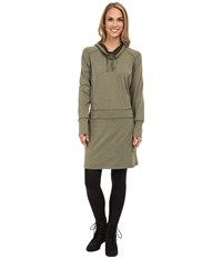 Exofficio Javana Hoodie Dress Highlands Women's Dress Gray