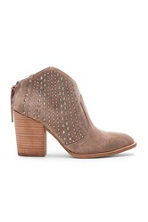 Vince Camuto Tippie Bootie Taupe