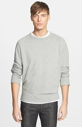 James Perse Men's 'Baseball' Sweatshirt