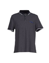 Dkny Jeans Topwear Polo Shirts Men Dark Blue