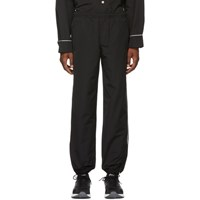 Wonders Black Camp Track Lounge Pants