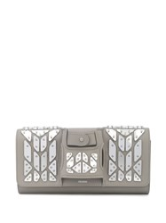 Perrin Paris La Newyorkaise Embellished Clutch Bag 60