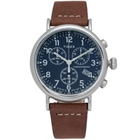 Timex Standard Chronograph Watch Brown