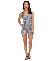 Maaji Route 55 Romper Cover Up Multi Women's Jumpsuit And Rompers One Piece