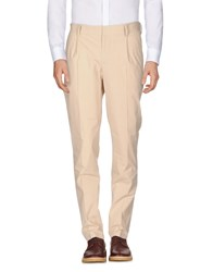 Versace Collection Casual Pants Beige