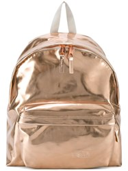 Eastpak Padded Pak'r Backpack Metallic