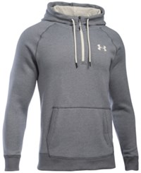 Under Armour Men's Rival Lined Hoodie Graphite
