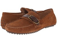 Polo Ralph Lauren Whiteley New Snuff Tan Sport Suede Smooth Oil Leather Men's Shoes Brown