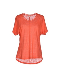 Bella Jones T Shirts Coral