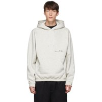 Oamc Off White Let The Sunshine In Hoodie