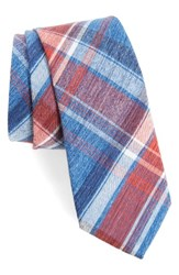 Alexander Olch Men's Plaid Necktie