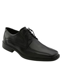 Men's Ecco 'New Jersey' Bicycle Toe Oxford Black