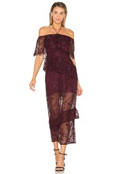 Elliatt Eternal Dress Wine